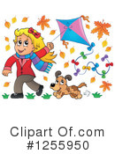 Kite Clipart #1255950 by visekart