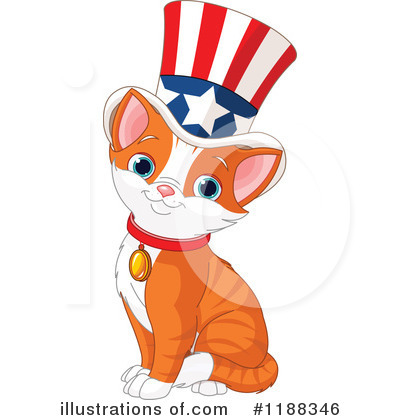 Fourth Of July Clipart #1188346 by Pushkin