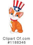 Kitten Clipart #1188346 by Pushkin