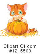 Kitten Clipart #1215509 by Pushkin