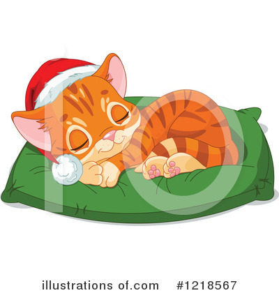 Tabby Cat Clipart #1218567 by Pushkin