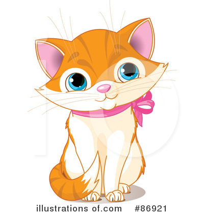Cat Clipart #86921 by Pushkin