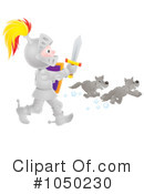 Royalty-Free (RF) Knight Clipart Illustration #1050230