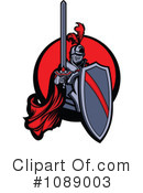 Knight Clipart #1089003 by Chromaco