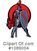Knight Clipart #1089004