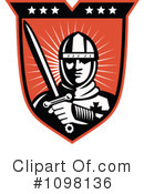 Knight Clipart #1098136