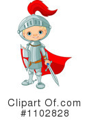 Knight Clipart #1102828