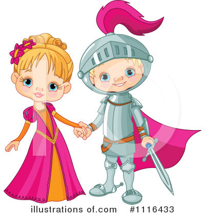 Princess Clipart #1116433 by Pushkin