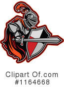 Knight Clipart #1164668 by Chromaco