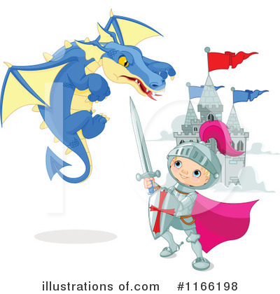 Dragon Clipart #1166198 by Pushkin