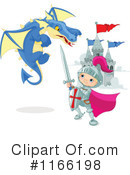 Royalty-Free (RF) Knight Clipart Illustration #1166198