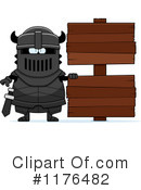 Knight Clipart #1176482 by Cory Thoman