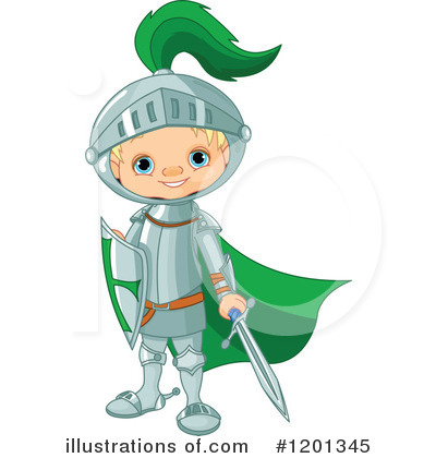Knight Clipart #1201345 by Pushkin
