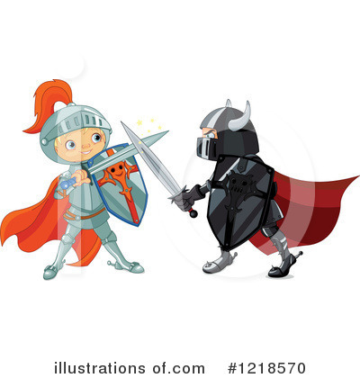 Knight Clipart #1218570 by Pushkin