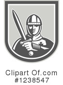 Knight Clipart #1238547