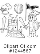 Knight Clipart #1244587