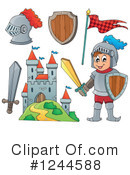 Knight Clipart #1244588