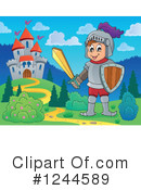 Knight Clipart #1244589