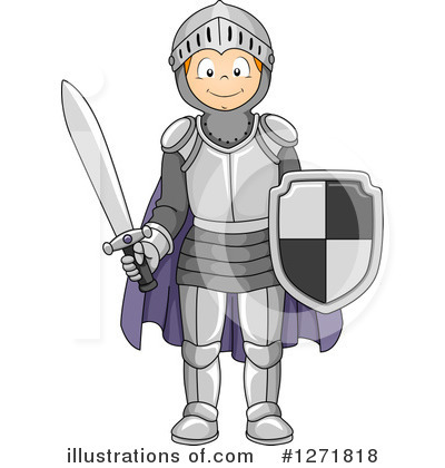 Soldier Clipart #1271818 by BNP Design Studio