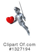 Knight Clipart #1327194 by Julos