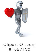 Knight Clipart #1327195 by Julos