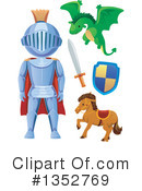 Knight Clipart #1352769