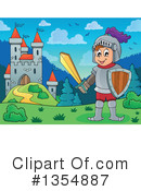 Knight Clipart #1354887
