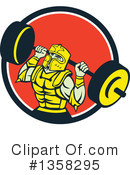 Knight Clipart #1358295 by patrimonio
