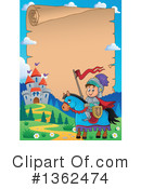 Knight Clipart #1362474