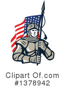 Knight Clipart #1378942