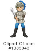 Knight Clipart #1383043
