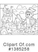Knight Clipart #1385258