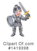 Knight Clipart #1419398