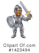Knight Clipart #1423494