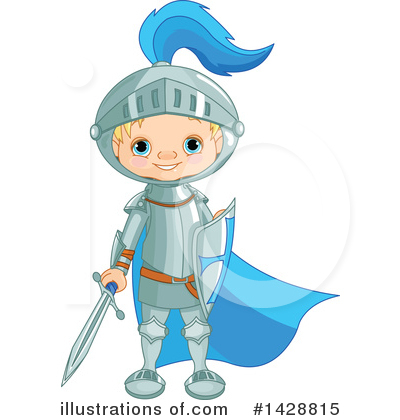 Knight Clipart #1428815 by Pushkin