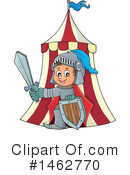 Knight Clipart #1462770 by visekart