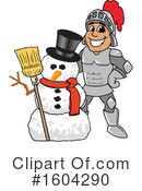 Knight Clipart #1604290 by Toons4Biz