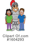 Knight Clipart #1604293 by Toons4Biz