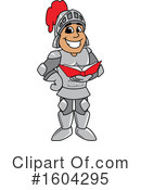 Knight Clipart #1604295 by Toons4Biz