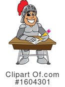 Knight Clipart #1604301 by Toons4Biz