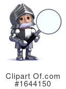 Knight Clipart #1644150 by Steve Young
