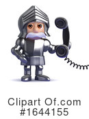Knight Clipart #1644155 by Steve Young