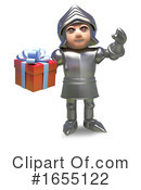 Knight Clipart #1655122 by Steve Young