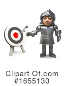 Knight Clipart #1655130 by Steve Young