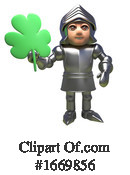 Knight Clipart #1669856 by Steve Young