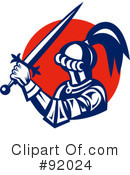 Knight Clipart #92024