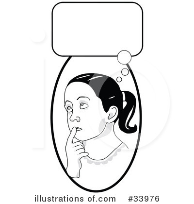 Girl Clipart #33976 by C Charley-Franzwa