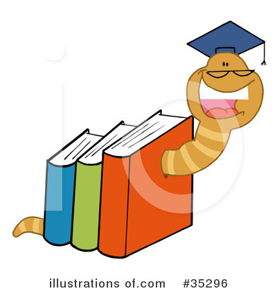 Knowledge Clipart #35296 by Hit Toon