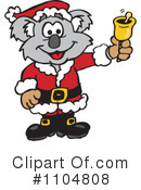 Royalty-Free (RF) koala Clipart Illustration #1104808