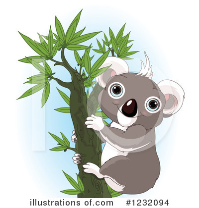Koala Clipart #1232094 by Pushkin
